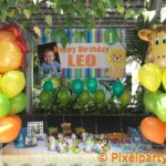 balloon-decoration-for-1-year-old-birthday-singapore