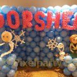 balloon decoration for birthday party Singapore