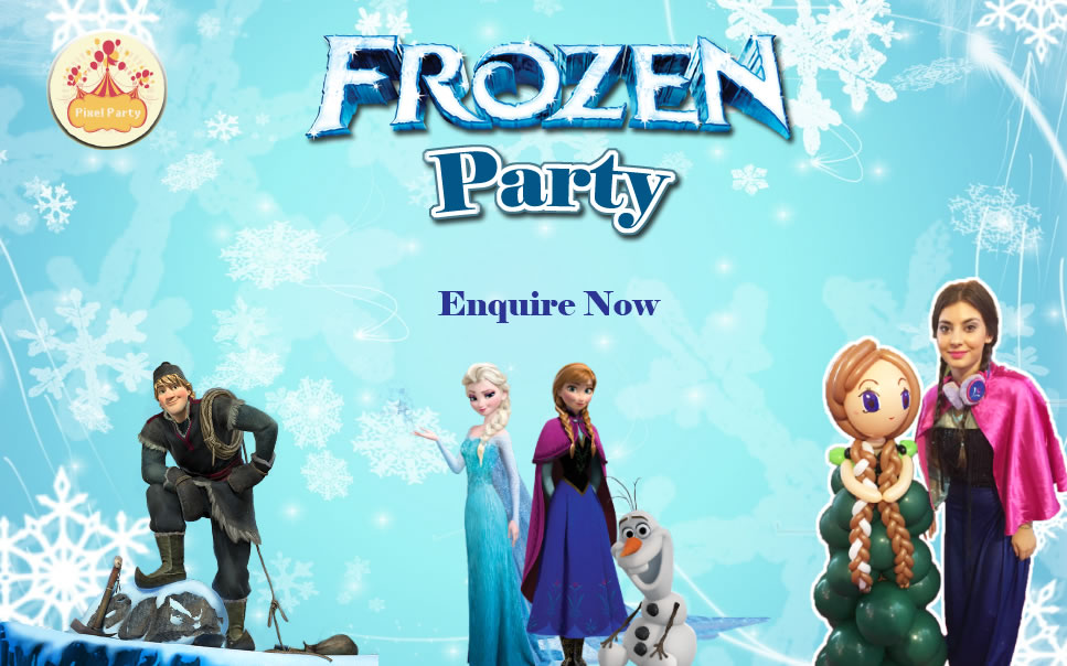 frozen-theme-party-package-singapore
