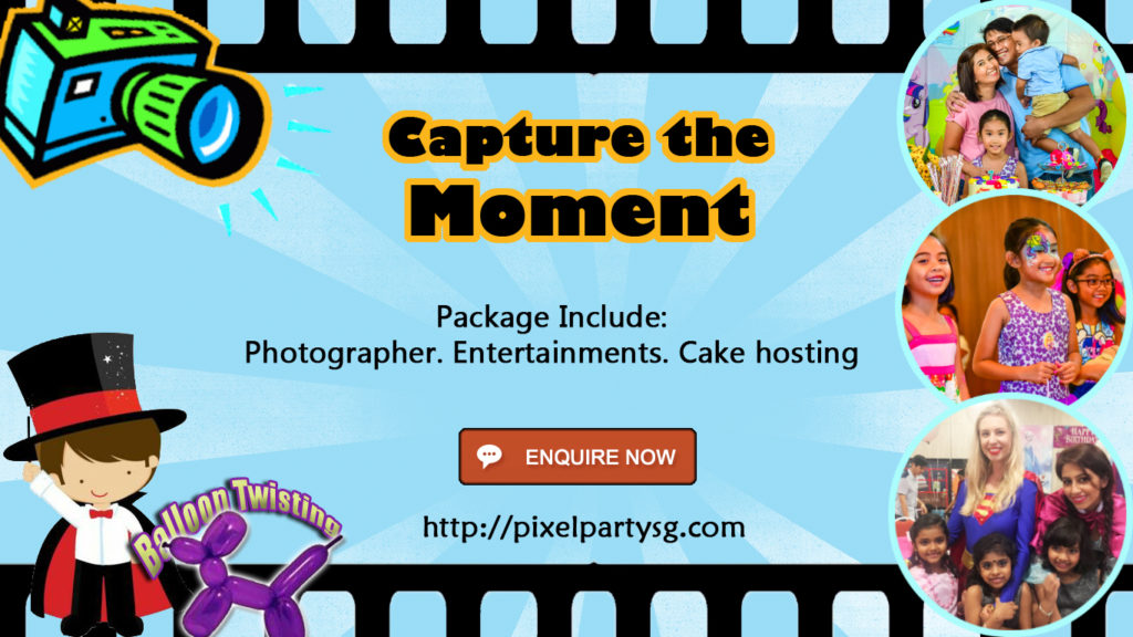 kids party packages singapore