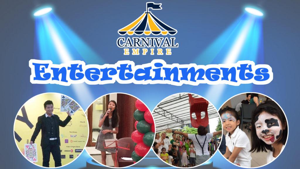 carnival entertainment services singapore