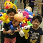 Balloon-sculpting-service