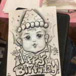 caricature-service-for-party-singapore