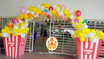 Popcorn-balloon-decoration-singapore