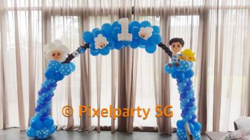 balloon-decoration-for-kids-birthday-party-singapore