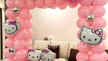 balloon-hello-kitty-decorations