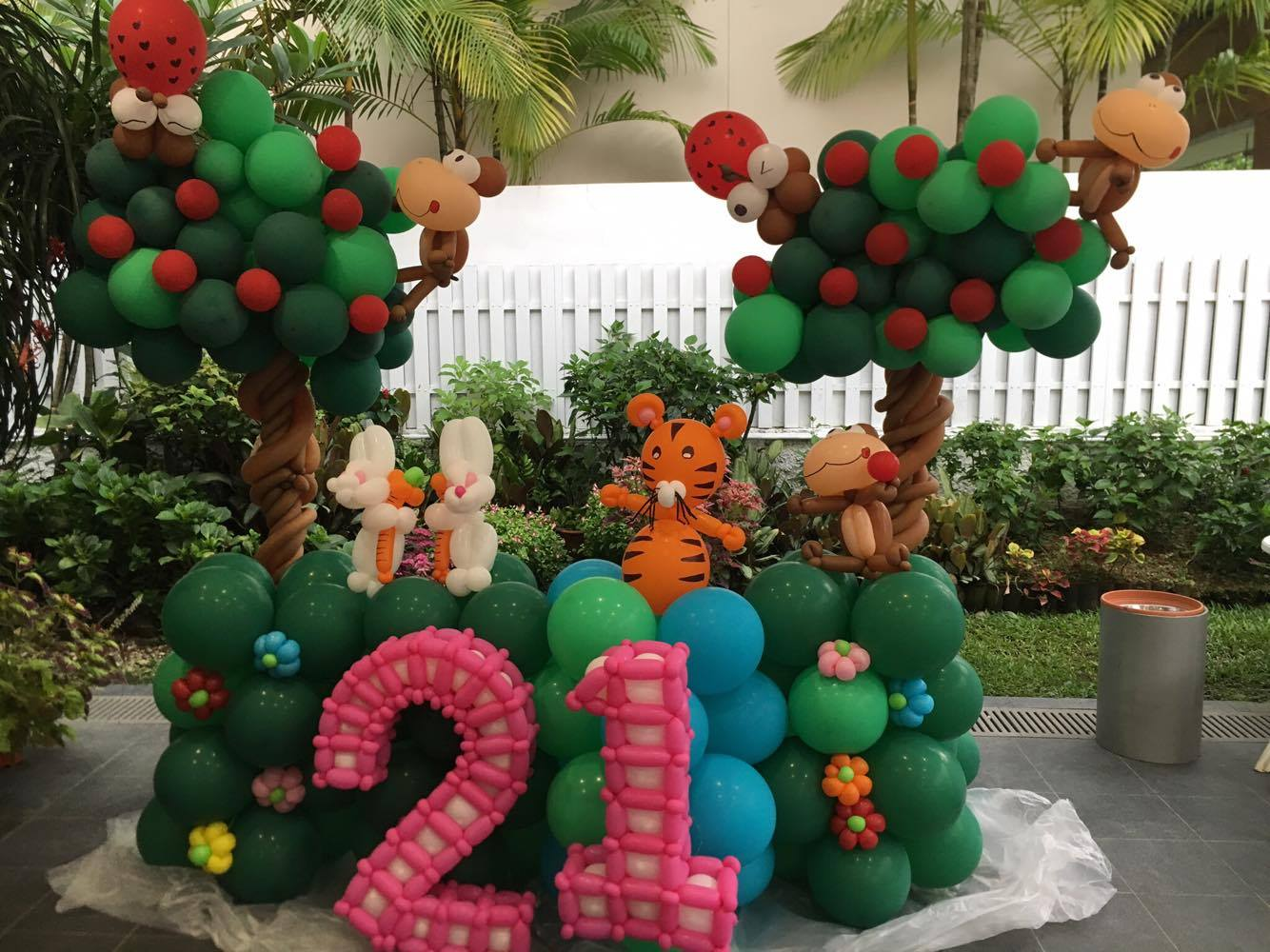 21st Birthday Decoration Has Been Always A Headache For Youngsters Who Do Not Have Time To Up Themselves Worry Leave This Us Party