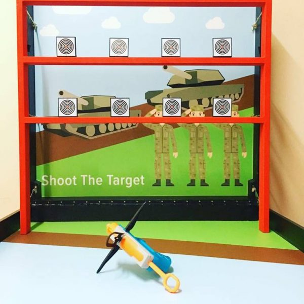 Shoot the Target