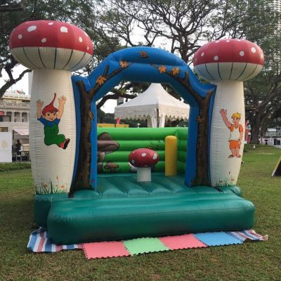 Bouncy-castle rental-singapore