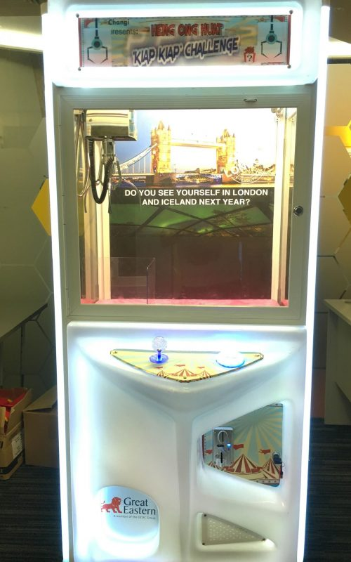 Customised-claw-machine