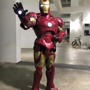 Iron-man-mascot-rental-singapore