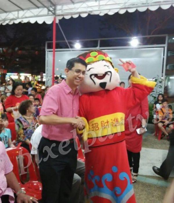 Mascot-service-singapore