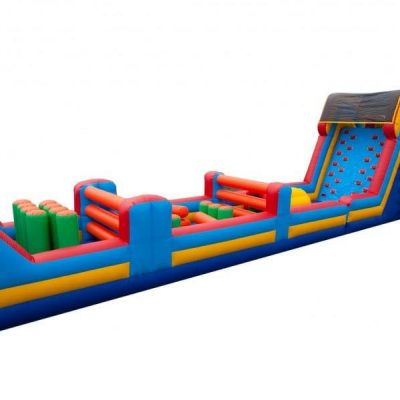 Obstacle-bouncy-castle-rental