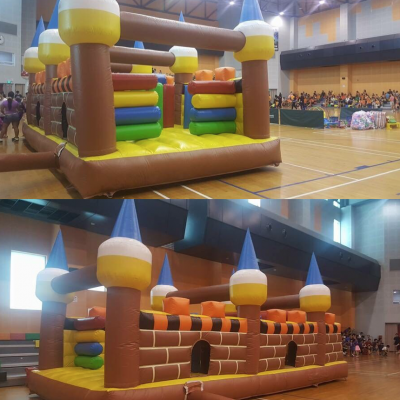 Obstacle-bouncy-castle-singapore