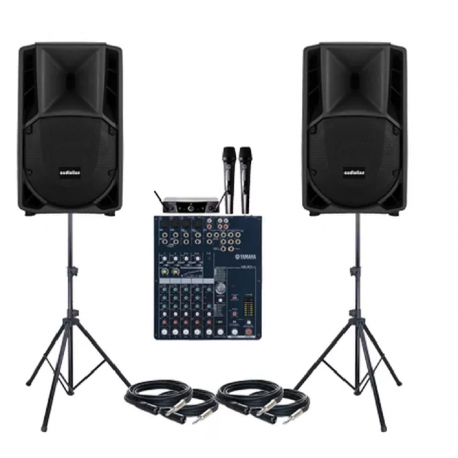 professional sound system rental