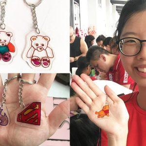 Shrinking-keychain-service-singapore